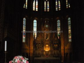 nave central Iglesia Matías