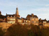 el beffroi -campanile de madera- más antiguo de Bretagne
