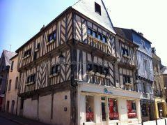 casa señorial del barrio medieval