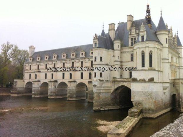 Castillos Loira - Chenonceau