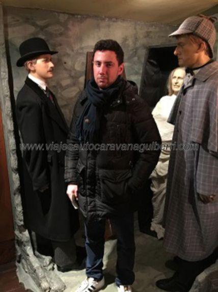 tres detectives famosos