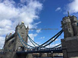 Puente Torre Londres, desde la otra orilla