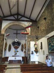 San Juan de Gaztelugatxe, Vizcaya, ermita