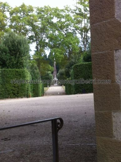 giardini Bóboli, en el interior del Palazzo Pitti, para disfrute del Conde Médici