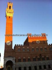 Torre del Mangia, campanile del Palazzo Pubblico