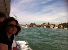 sensaciones a flor de piel, Venezia se percibe cercana