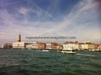 Ciao Venezia! Non sai quanta voglia avevo di vederti!! (ciao Venezia! no sabes cuántas ganas tenía de verte!)