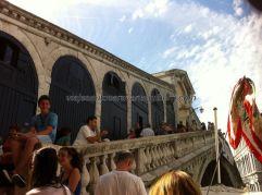 Ponte Rialto, el más famoso de Venezia