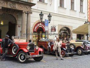 otra de las maneras de visitar Praga