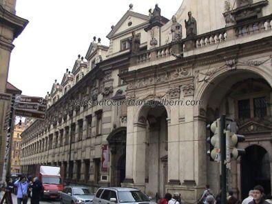 Edificio Klementinum