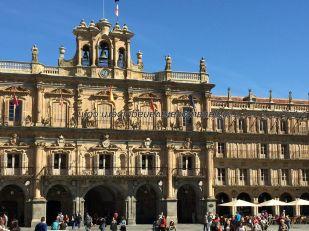 Ayuntamiento en Plaza Mayor