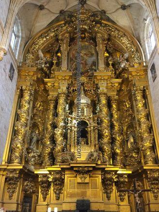 retablo iglesia Convento San Esteban