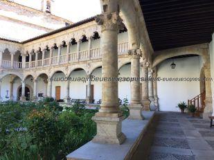 claustro Convento Dueñas