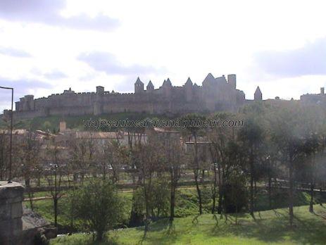 Ciudadela de Carcasona