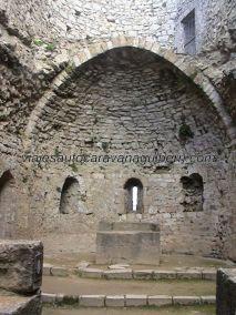 capilla fortaleza Peyrepertuse