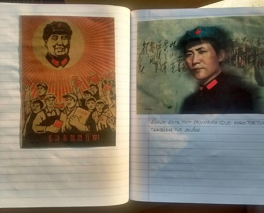 Páginas de mi cuaderno de viajes
