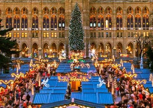 Mercadillos navideños europa