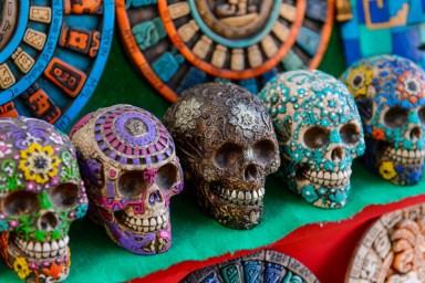 Calaveras Mexico para el dia de los muertos