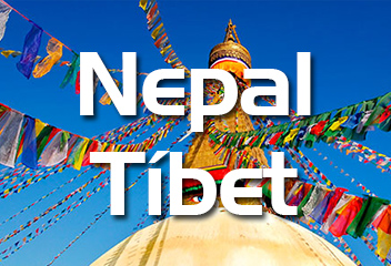 nepal y tíbet