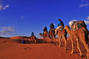 Erg Chebbi (Marruecos)