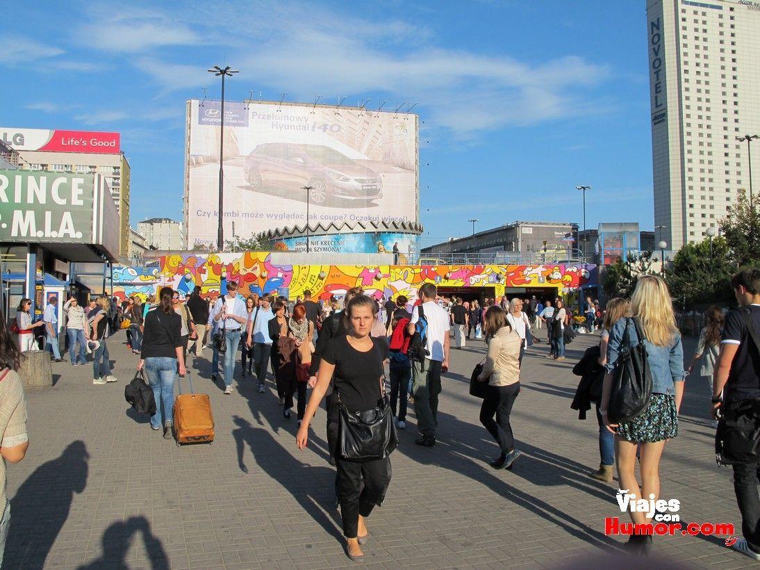 1 de agosto en Varsovia