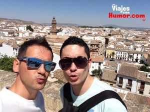Antequera con Javier Vallespin Peloches