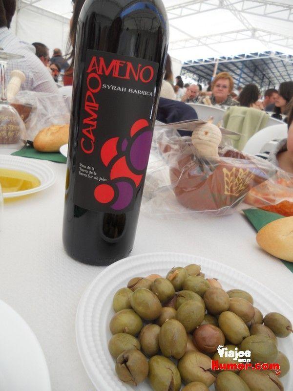 bodegas campoameno jornada vinicola y gastronomica frailes jaen
