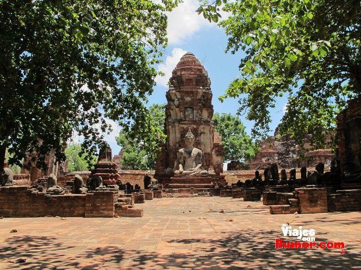 Ayutthaya templos