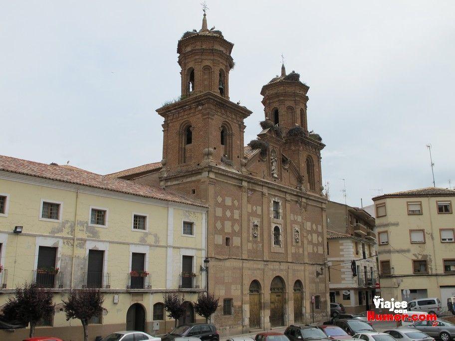 iglesia de san francisco alfaro la rioja