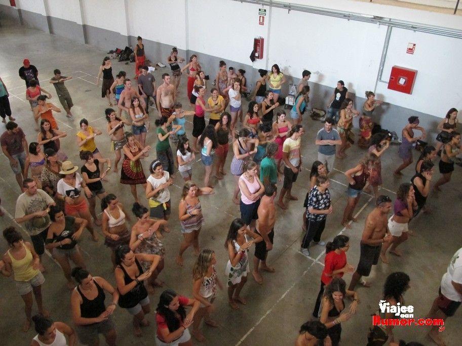 taller de danza festival etnosur