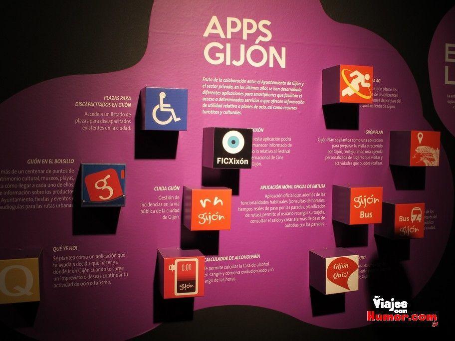 apps para conocer y disfrutar gijon