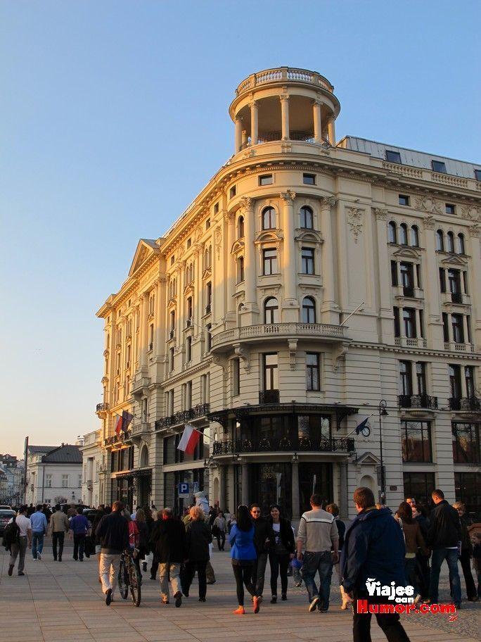 hotel bristol varsovia polonia