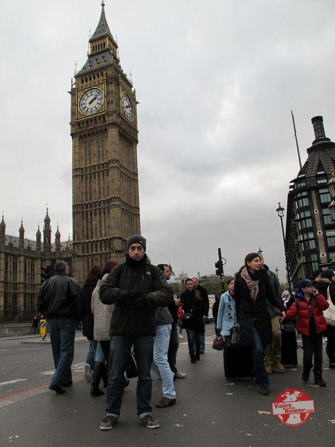 Big Ben reloj Londres
