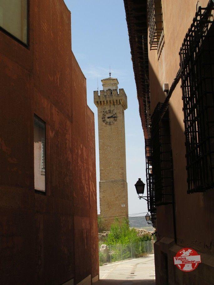 Torre de la mangana cuenca