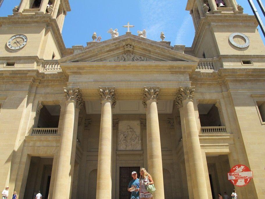 catedral de santa maria la real pamplona