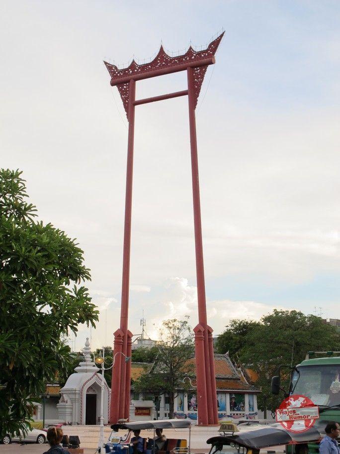 el columpio de bangkok