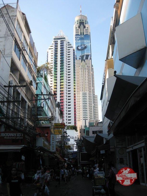 hotel baiyoke bangkok