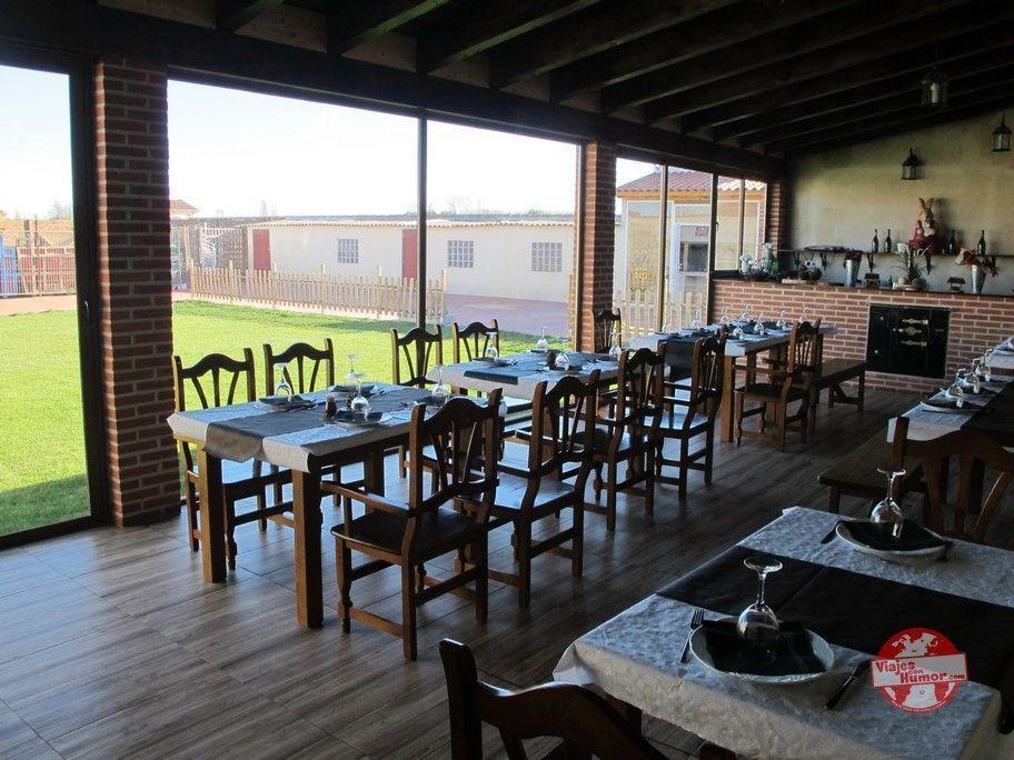 interior restaurante casa aniceto