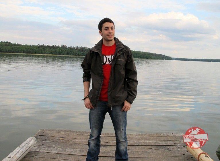 zona de los grandes lagos de masuvia polonia