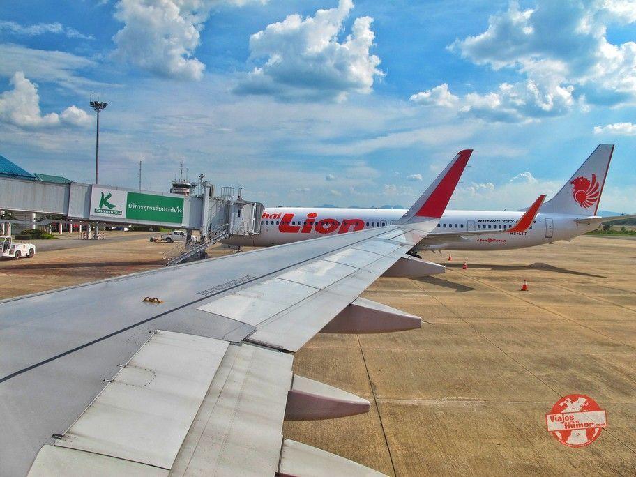 vuelo de surat tani a chiang mai