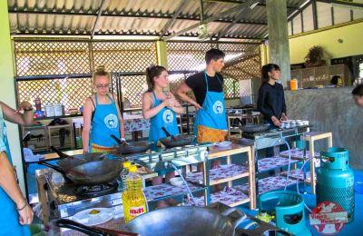 curso cocina tailandesa