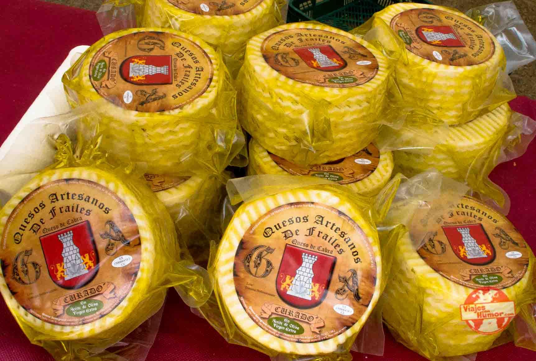 quesos artesanos frailes