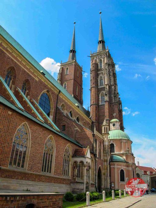 catedral de san juan bautista wroclaw