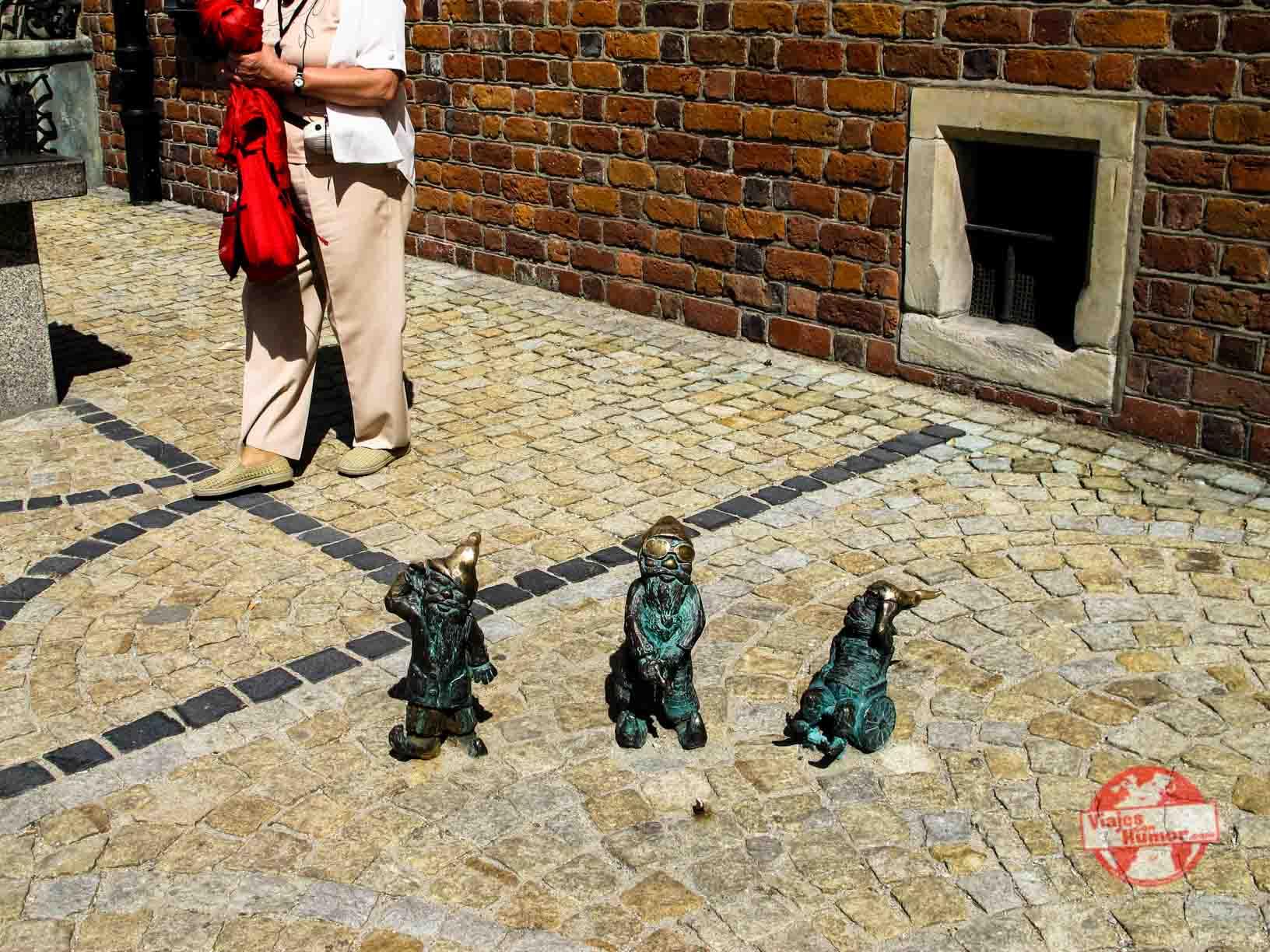 duendes en wroclaw