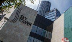 sky tower de wroclaw