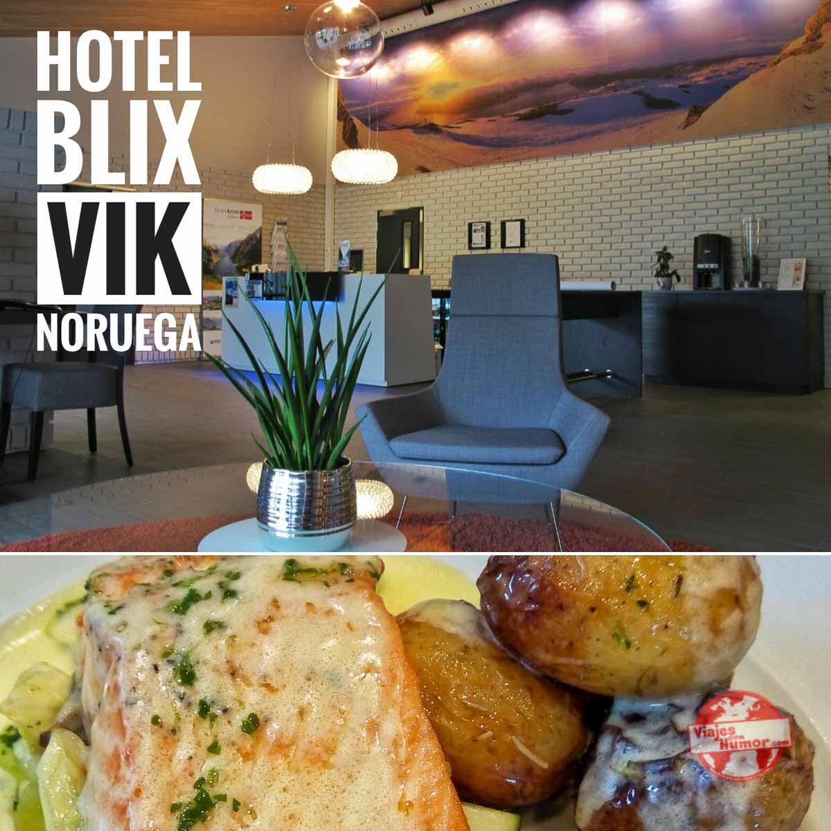 hotel blix vik norway