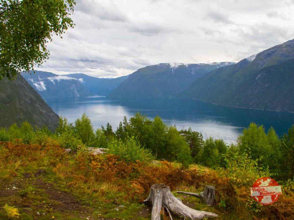 miradores noruega