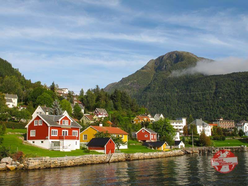 semana en los fiordos noruegos