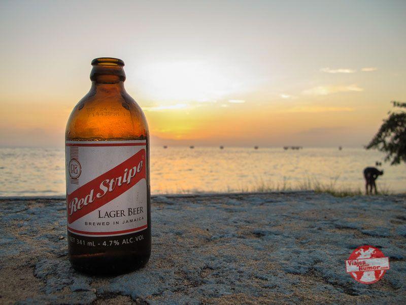 cerveza en jamaica