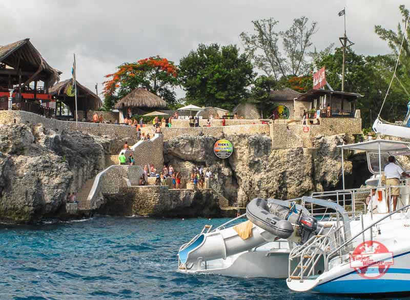 visitar ricks cafe en jamaica